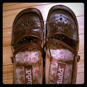 Mudd Mary Jane strapy shoes